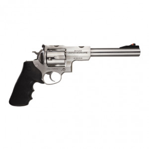 Ruger Super Redhawk Stainless Revolver - 6 Rounds