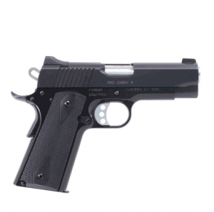 Kimber Pro Carry II 45 Auto (ACP) 4in Matte Black Pistol - 7+1 Rounds