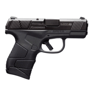 Mossberg MC1 Sub-Compact 9mm Luger 3.4in Black Pistol - 7+1 Rounds