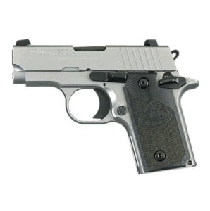 Sig Sauer P238 Micro-Compact 380 Auto (ACP) 2.7in Stainless Pistol - 6+1 Rounds